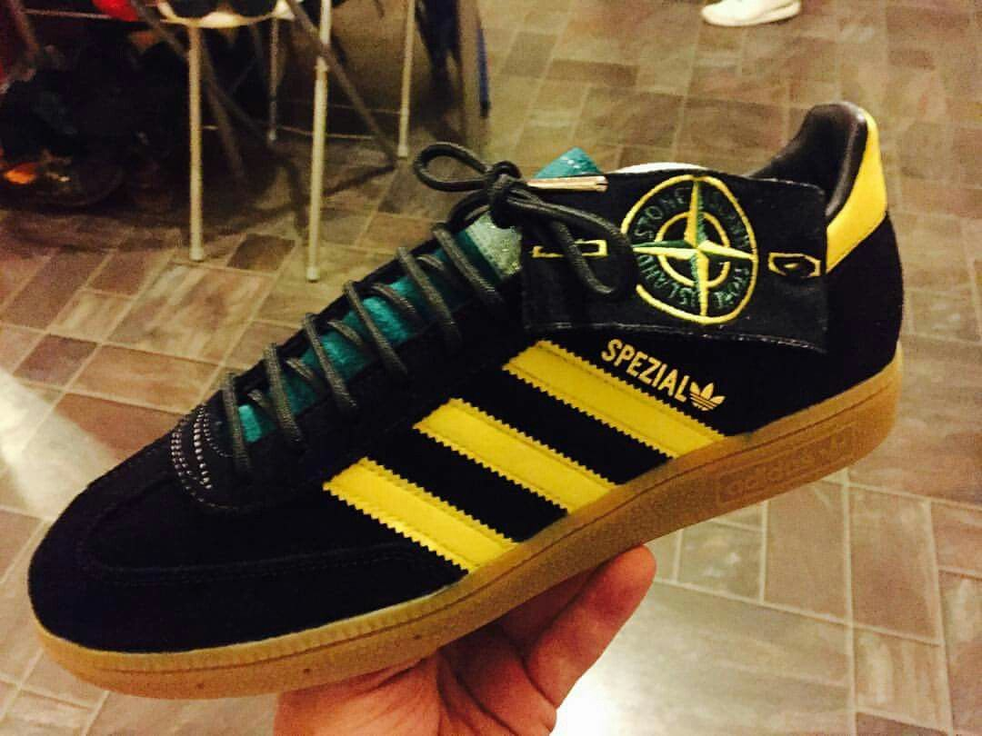 Another stunner from the hands of Carl Denys Jones - Stone Island Spezial  in Oslo colourway - available from transalpino.co.uk 7346d0ec5