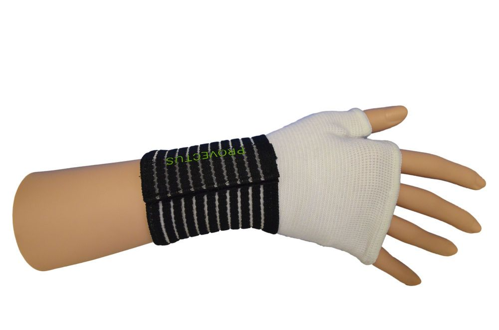 Adjustable wrist thumb hand support brace wrap support