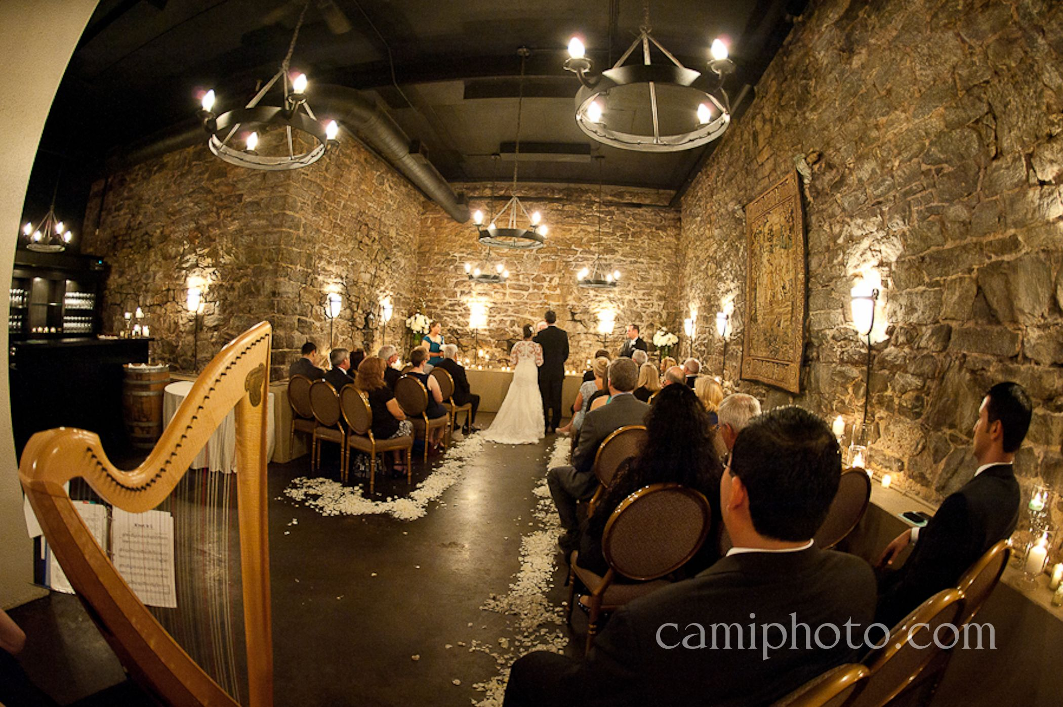 biltmore champagne cellar wedding asheville destination