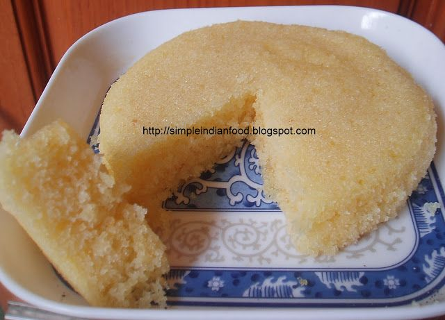 Simple Indian Food An Easy Cooking Blog Eggless Microwave Vanilla Cake