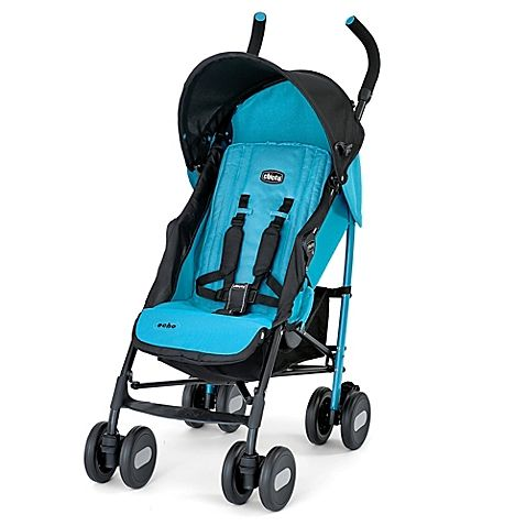 The Echo Stroller from Chicco is a practical and compact ...