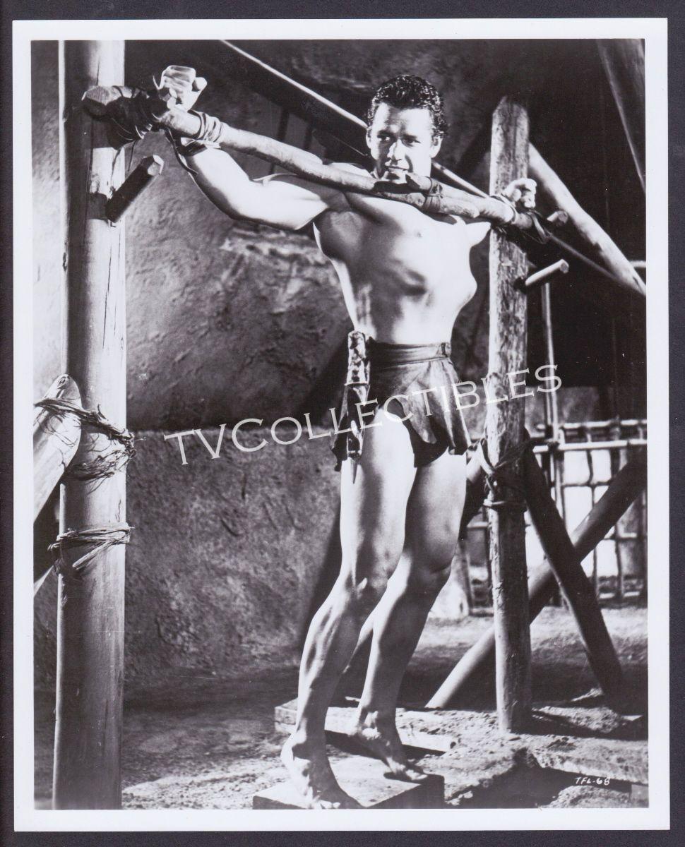Tarzan's Fight For Life (1958