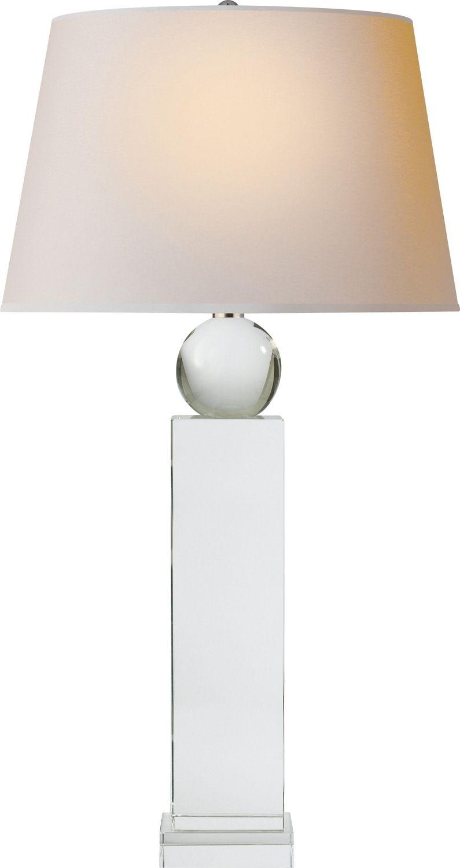 Geometric Tall Table Lamp Visual Comfort Tall Table Lamps Glass Table Lamp Table Lamp Design