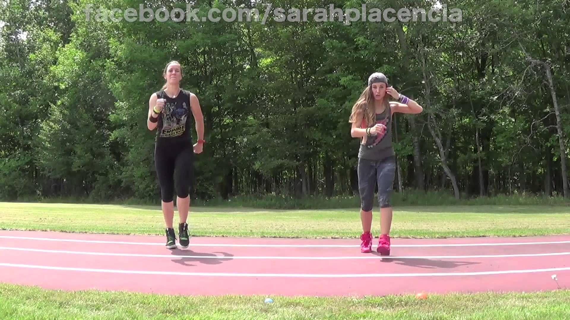 Dance Fitness with Sarah Placencia - Danza Kuduro