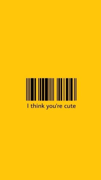 Barcode Aesthetic Tumblr Yellow Aesthetic Pastel Shades Of Yellow Color Tumblr Yellow