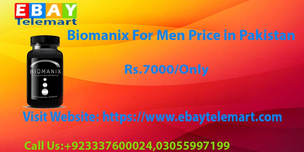 Biomanix In Pakistan Biomanix Reviews Biomanix In Lahore Basic