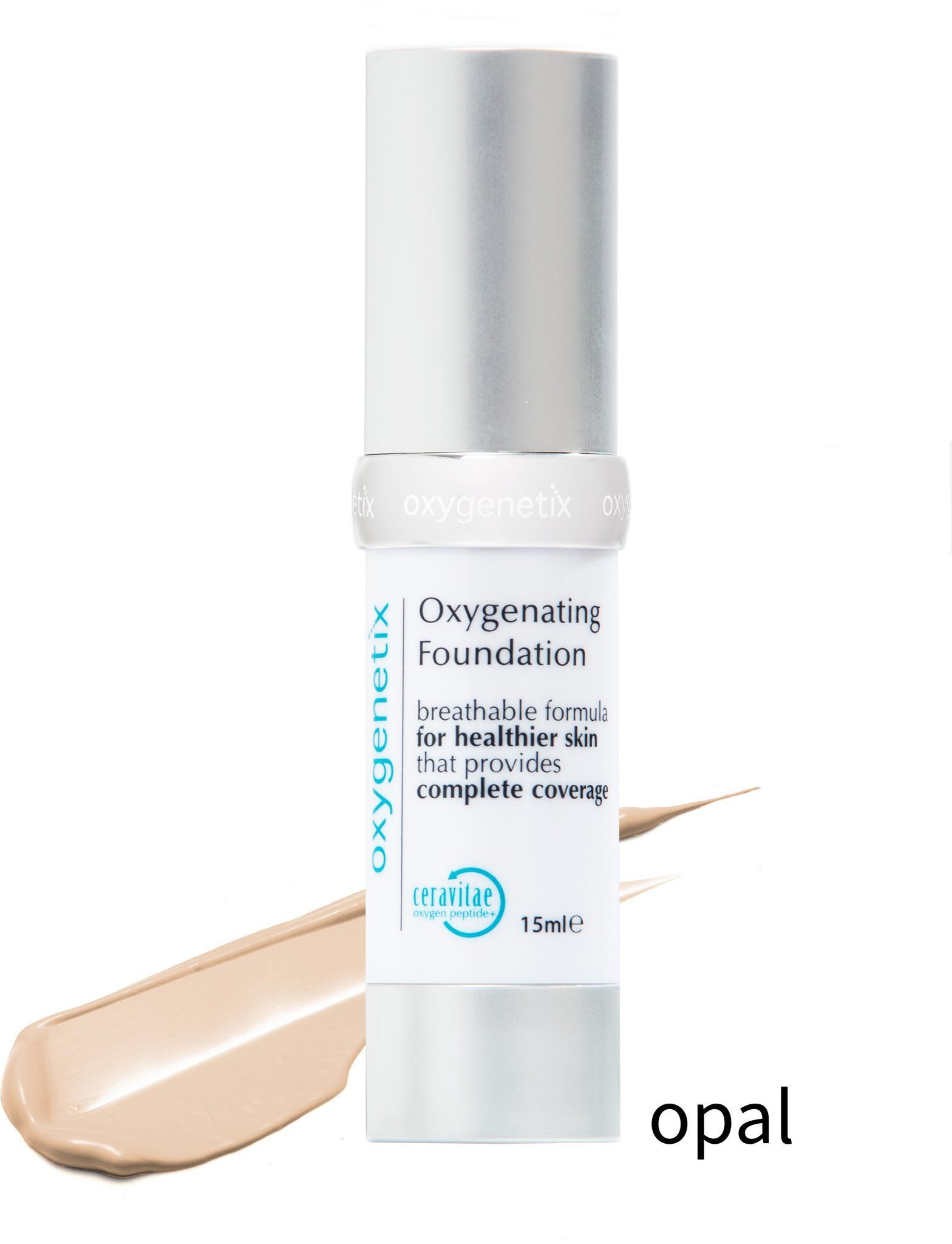 Oxygenating Foundation Foundation for sensitive skin