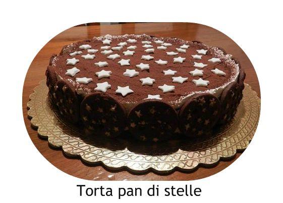 Ingredienti: (per 10 persone) 600g di pan di stelle 400g di nutella 500ml di panna mezzolitro di latte cacao amaro in polvere   PREPARAZI...