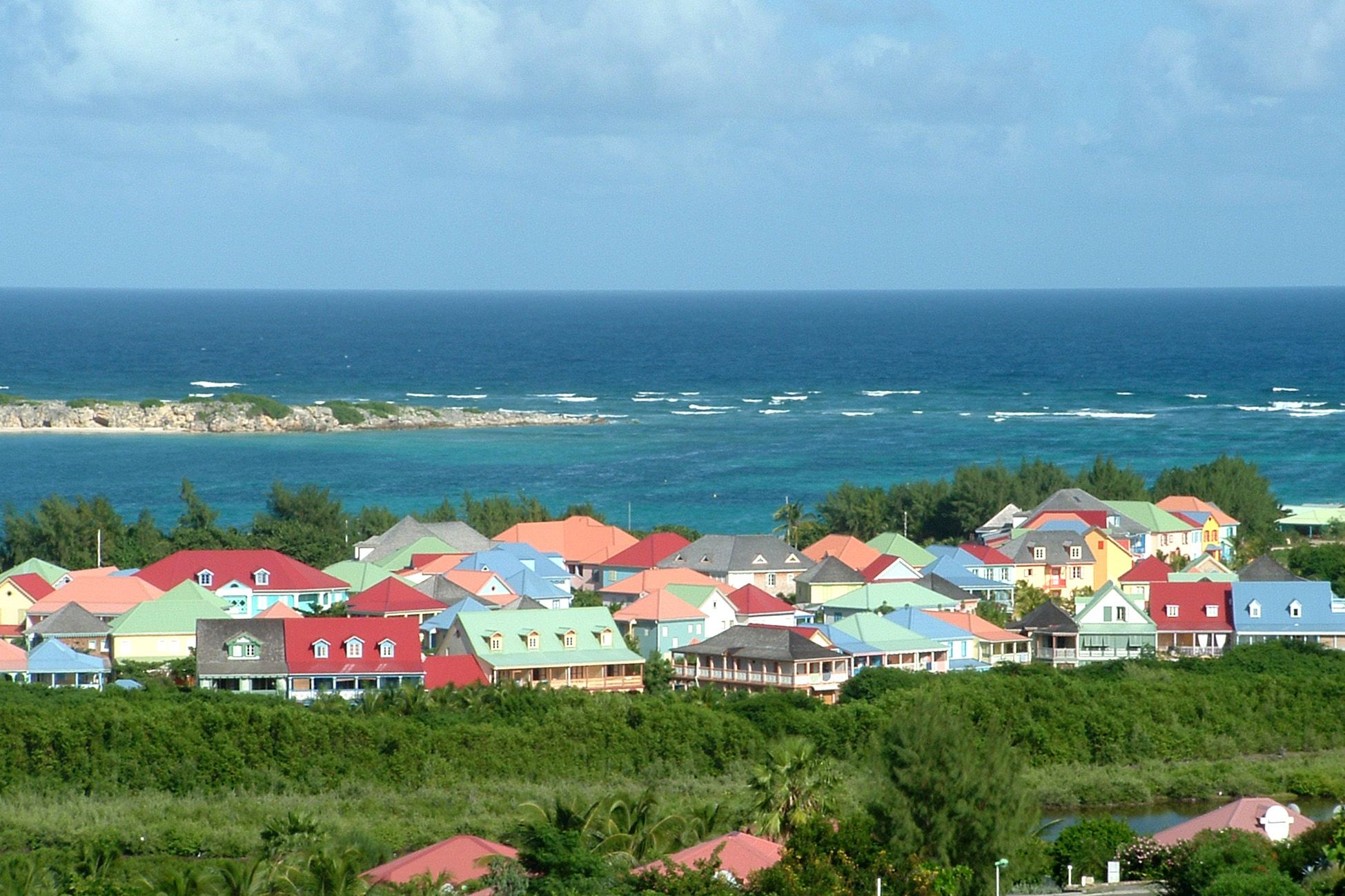 Orient Beach, St. Maarten | Saint martin island, Places to