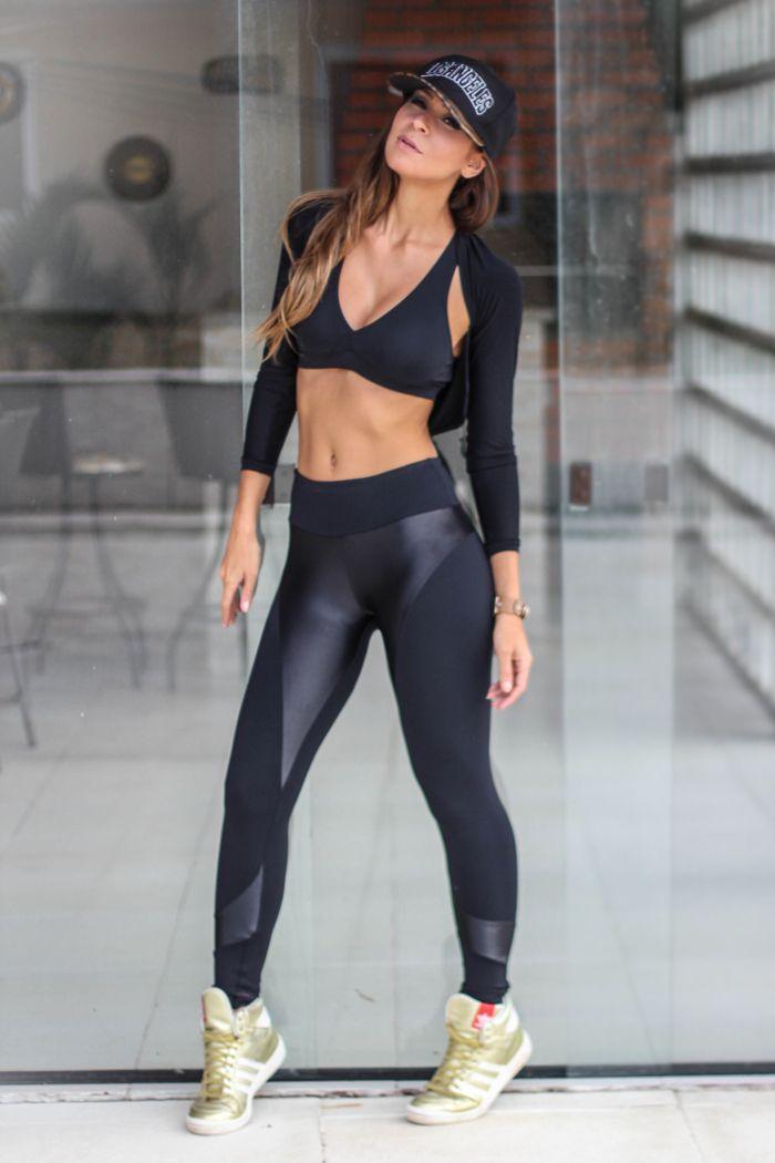 56eba8977 Legging - Looks para todas as ocasiões... - Blog de Moda e Look do ...