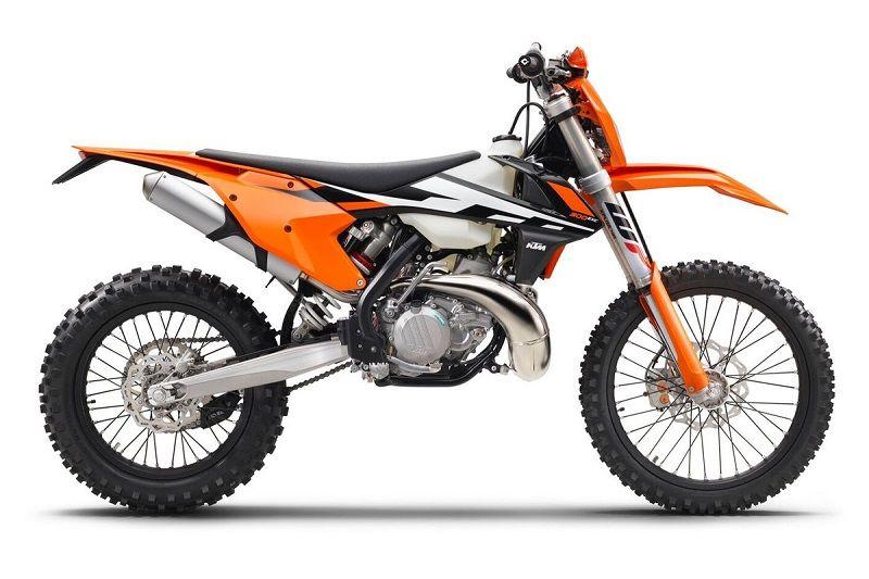Ranking The Best Two Stroke Dirt Bike Models Ktm Ktm Enduro