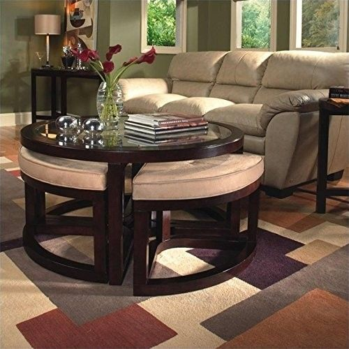 Coffee Table With Pull Out Ottomans Foter Coffee Table With
