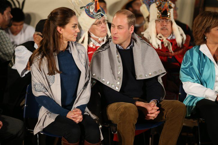Celebrity Gossip & News | Kate Middleton Meet With First Nations Community Members in Canada | POPSUGAR Celebrity Australia