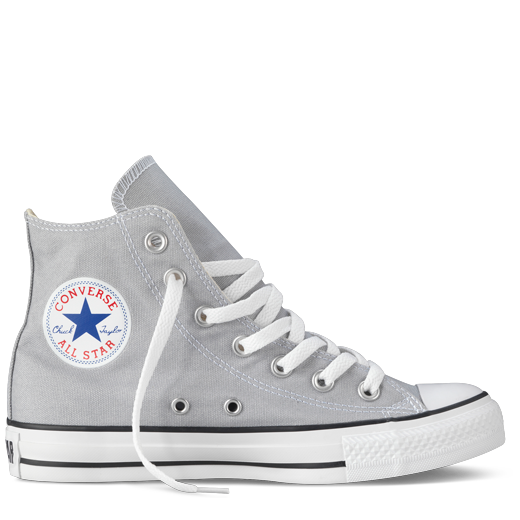 Converse Unisex Adulti Chuck Taylor All Star Low Top Scarpe da ginnastica Grey Charcoal