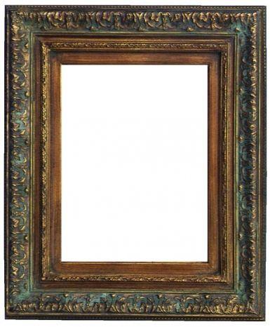 Reno Barbizon Style Dark Antique Gold Frame Gold Picture Frames Painted Picture Frames Antique Picture Frames