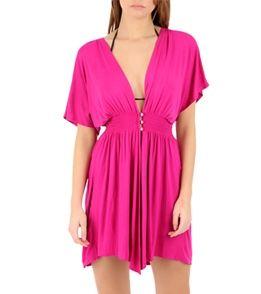 Dotti Caribbean Crush Smocked Dress
