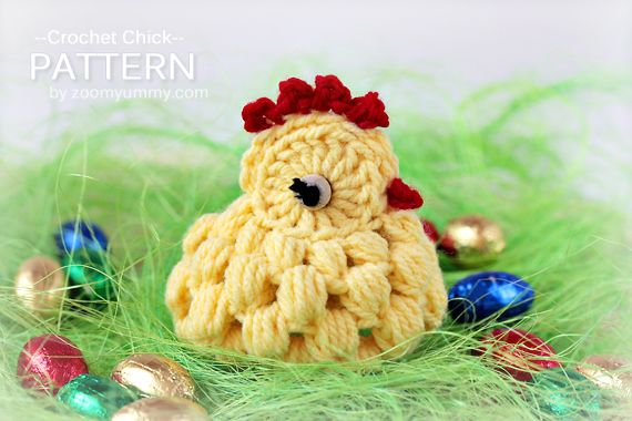 Crochet Pattern - Crochet Chick | Croche | Pinterest | Stricken und ...
