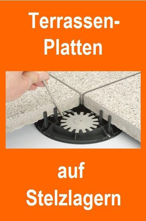 Terrassenmaterial == Breites Sortiment == Übersicht