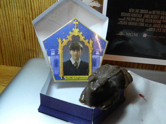 Honeydukes Chocolate Frog (Random) $5 on etsy.
