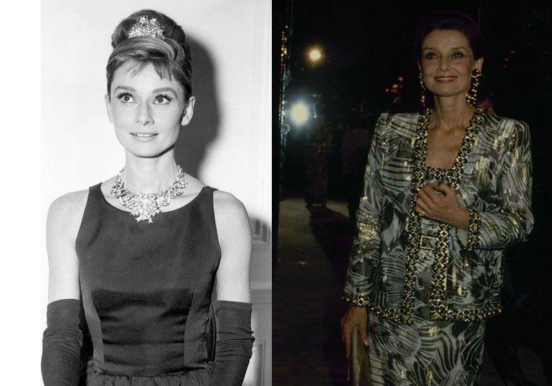 """A eterna """"Bonequinha de Luxo"""", Audrey Hepburn, faleceu aos 63 anos, mas levou - merecidamente - o título de ícone de estilo, pelo qual é conhecida até hoje"""