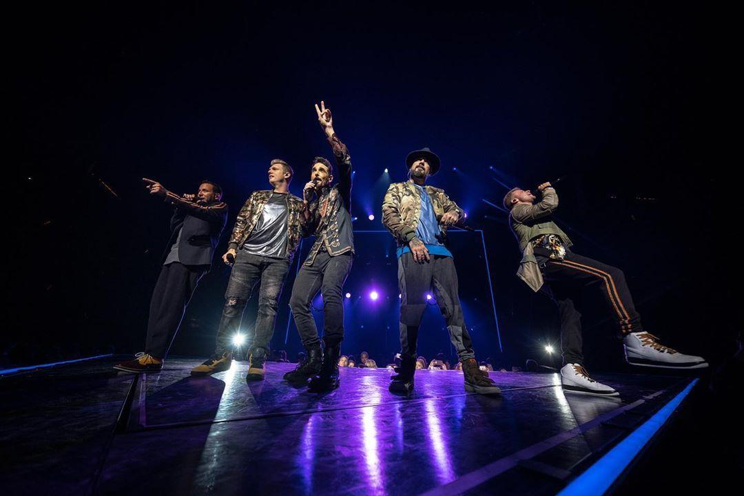 Backstreet Boys Concerts Tickets Backstreet Boys Concert Concert Tickets