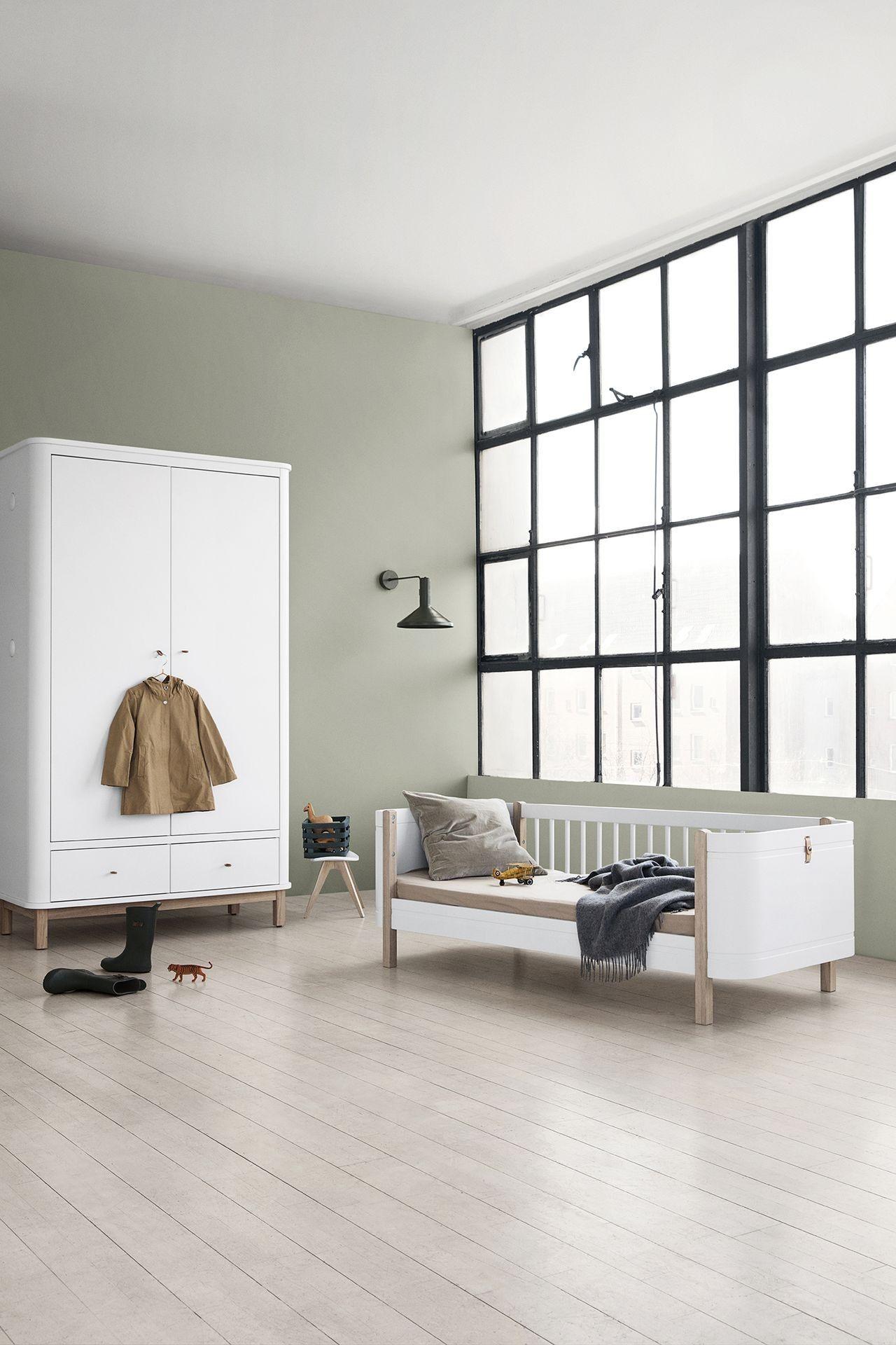 Umbauset Oliver Furniture Wood Mini+ Halbhohes Hochbett Zum Mini+  Juniorbett   Kleine Fabriek