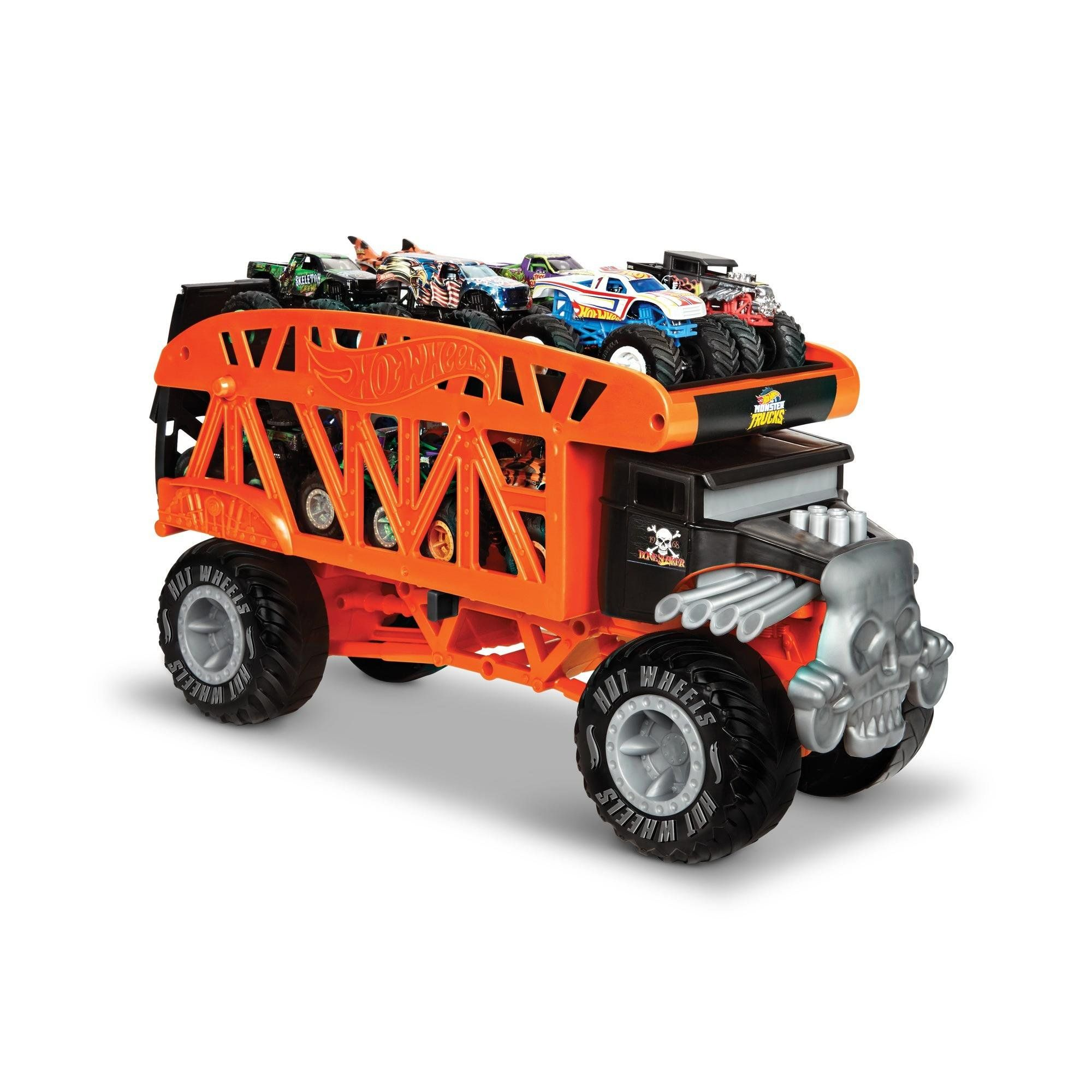 Hot Wheels Monster Trucks Monster Mover Walmart Com In 2021 Monster Trucks Monster Truck Toys Hot Wheels