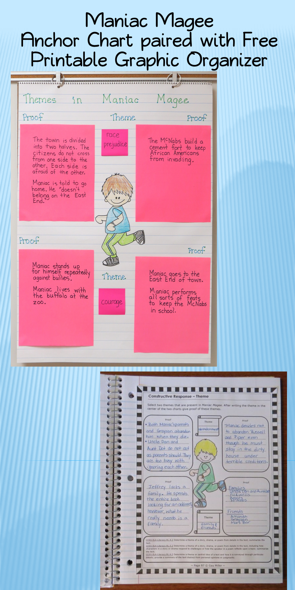 best images about maniac magee activities 17 best images about maniac magee activities pacing guide and comprehension