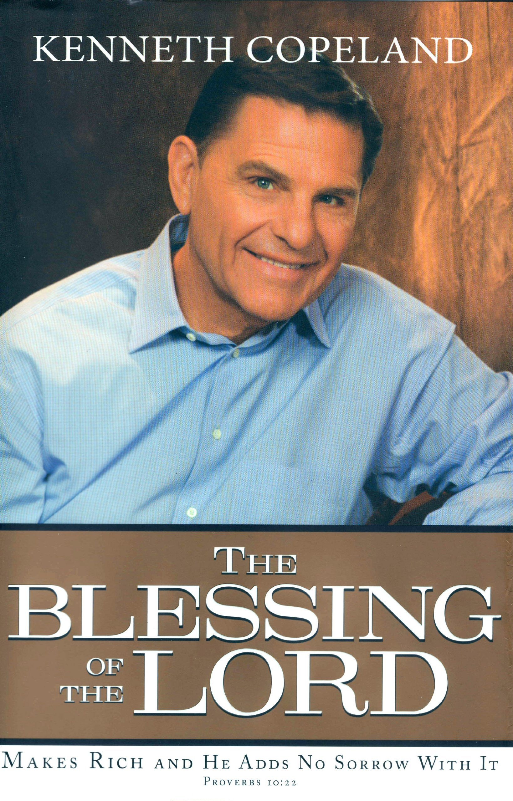 A Blessed Day: BOOK REVIEW-  THE BLESSING OF THE LORD