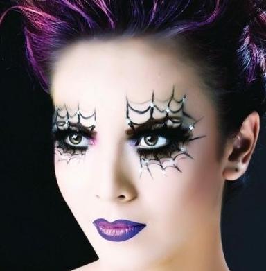 make up strega per halloween