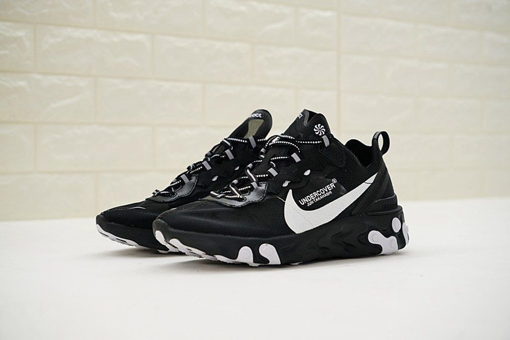 184d05f36 UNDERCOVER x Nike React Element 87 | Sneakers | Nike, Sneakers ...