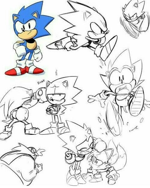 Sonic Classic Your Pinterest Likes Sonic Generations Classic