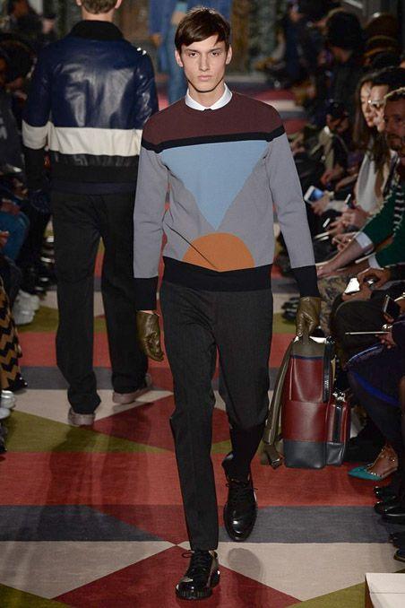 Valentino - Fall 2015 Menswear - Look 14 of 54