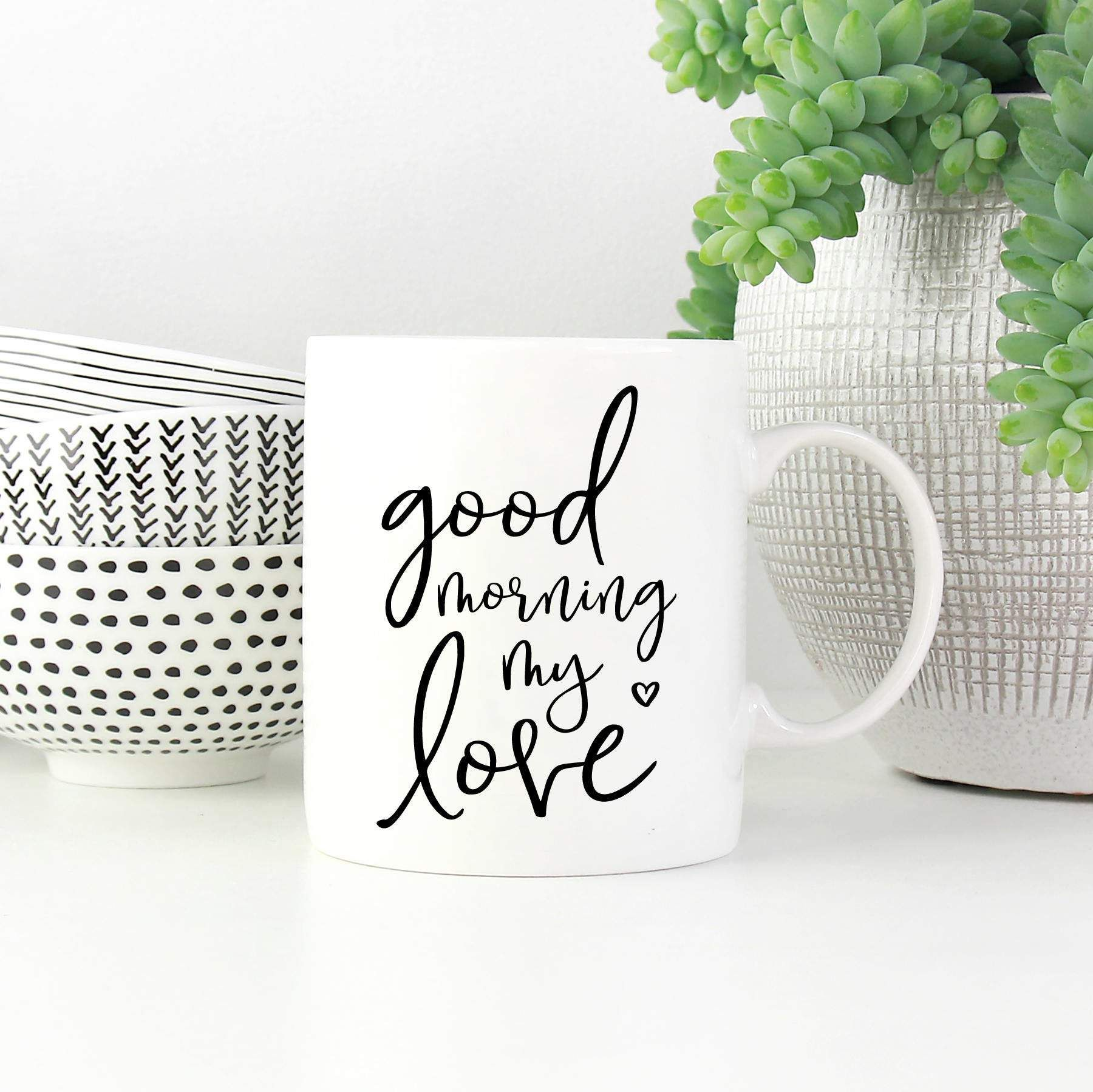 This listing is for one white, high quality Ceramic mug. Please note: due to variations in computer monitor configuration, colors may vary slightly MUG DETAILS: > This listing is for 1 mug > Ceramic > Dishwasher safe > Microwave safe > Available in 11 oz and 15 oz sizes > White, glossy > Carefully wrapped Please allow up to 2-7 business days for production and printing of your item, prior to shipment. I will send you a tracking number when your mug ships. All mugs are sent i