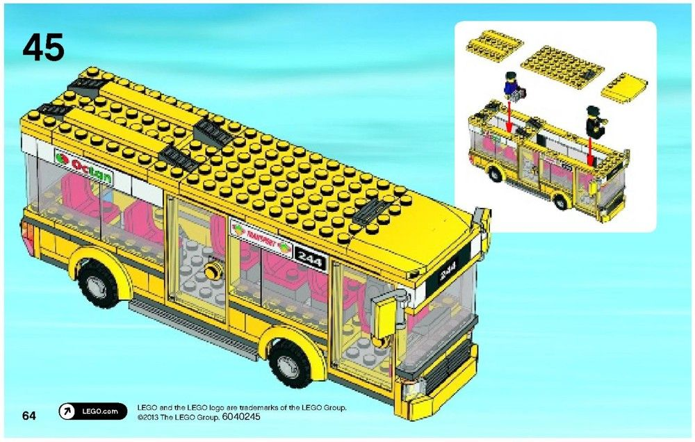 City City Corner Lego 60031 H Pinterest Lego Lego
