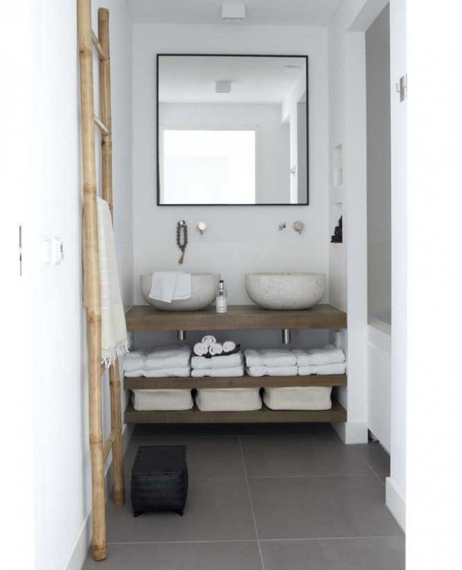 Badkamer voorbeelden van styliste Natasja Molenaar - Badkamer ...