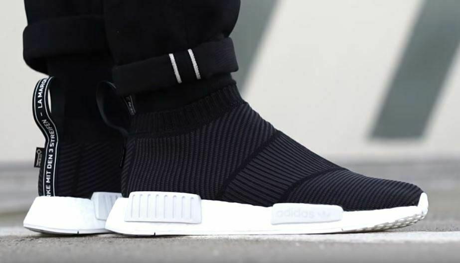 Adidas NMD CS1 GTX PK Primeknit Gore Tex Sneaker Herren Schuhe