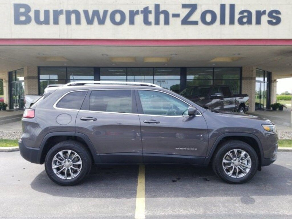 Check out this 2020 Jeep Cherokee Latitude Plus at our BZ