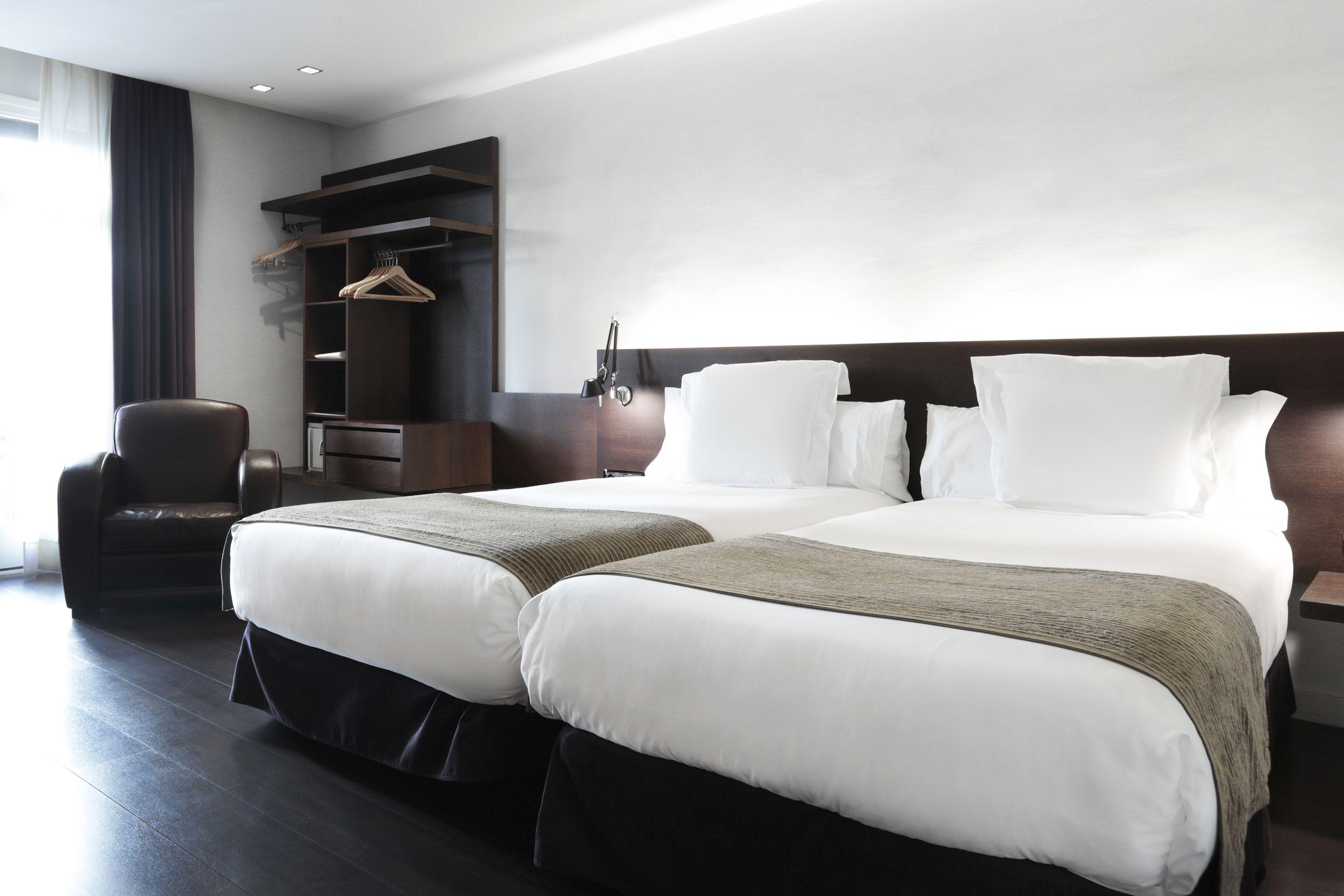 Habitación, Hotel Regina Barcelona