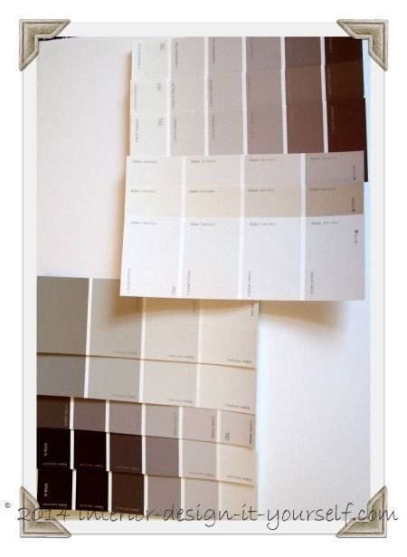 Taupe mink are a soft mixture of brown gray how to for Soft brown paint colors