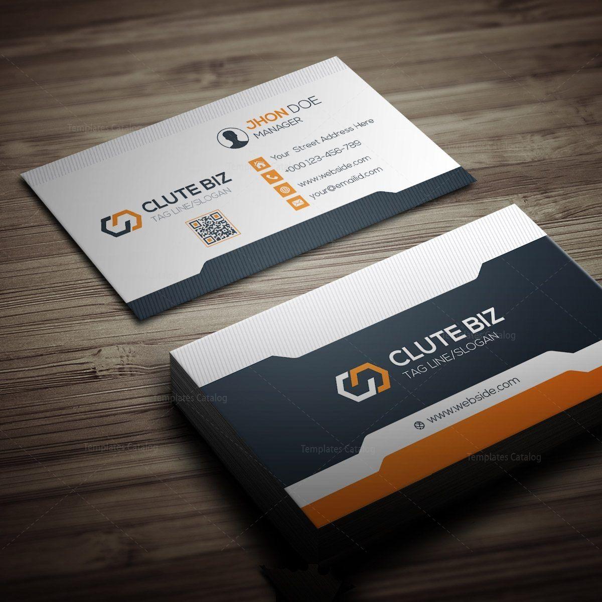 Serious Business Card Template 000260 Template Catalog Stunning Business Cards Corporate Business Card Design Business Card Template