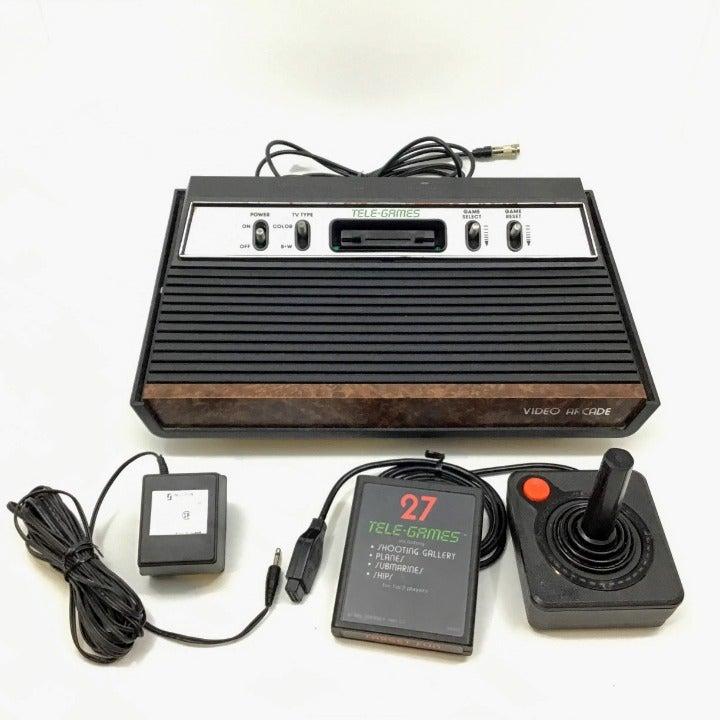 Sears Tele Games System Atari 2600 Mercari Atari Retro Game Systems Game System
