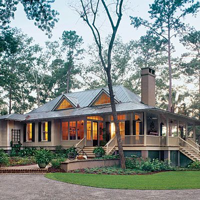 Top 12 House Plans Of 2014 Porch House Plans Southern House Plans Southern Living House Plans