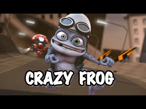 4 Crazy Frog Axel F Official Video Youtube Kids Party Music Funny Happy Birthday Song Happy Birthday Song Video