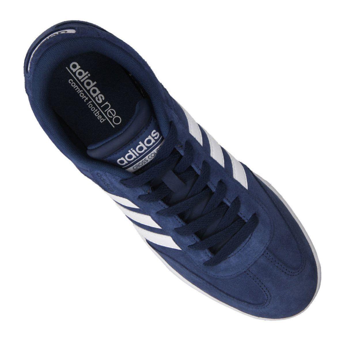 Adidas Cross Court M B74444 shoes navy