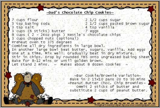 Recipe Card Creator  Printables    Illustrated Recipe