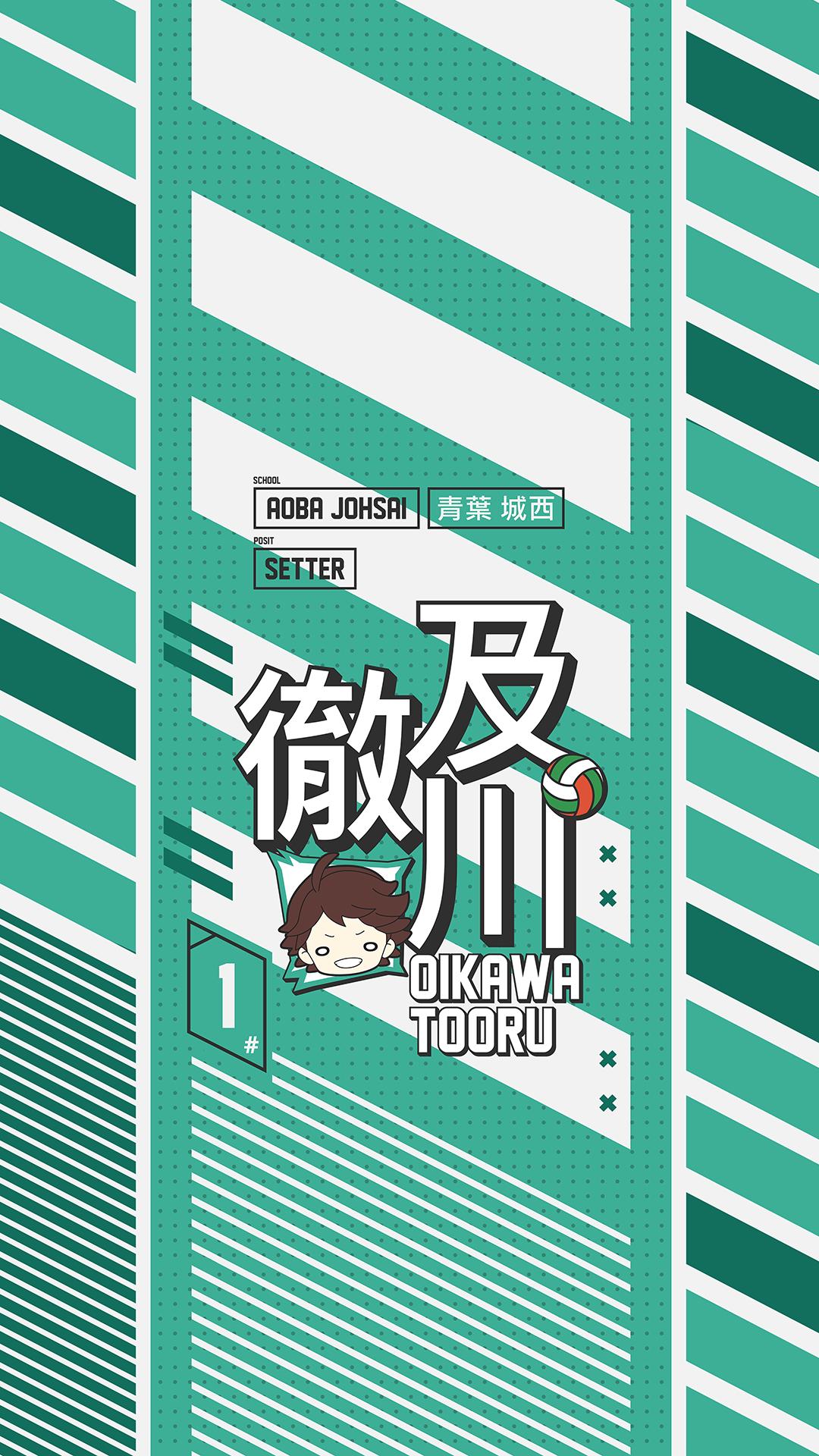 Oikawa Tooru Aoba Johsai Haikyuu Wallpaper In 2020 Haikyuu Wallpaper Anime Wallpaper Haikyuu Anime