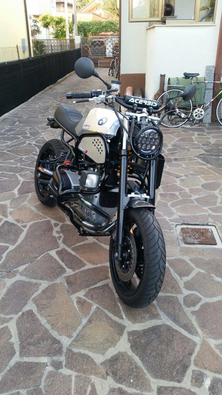 Bmw R 1100 Rs Scrambler Special Bmw R1100 Rs Cafe Racer Special