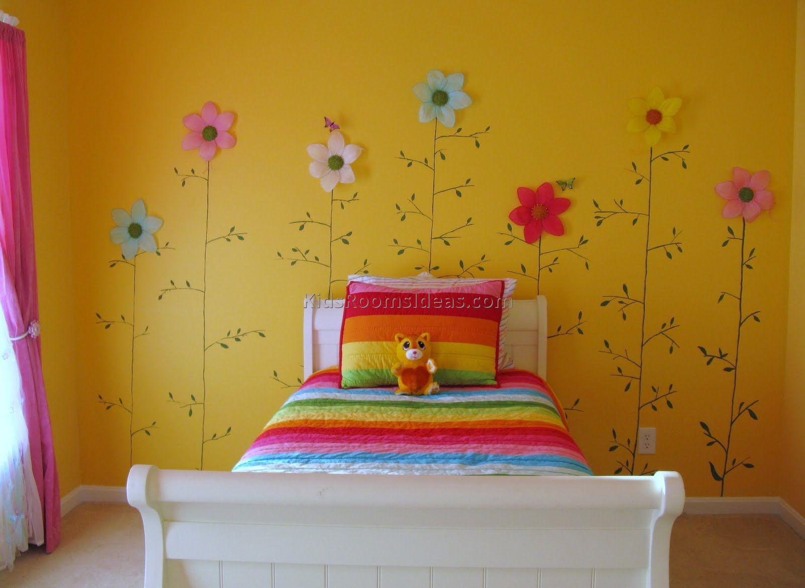 Kids Rainbow Room Ideas | Best Kids Room Furniture Decor Ideas ...