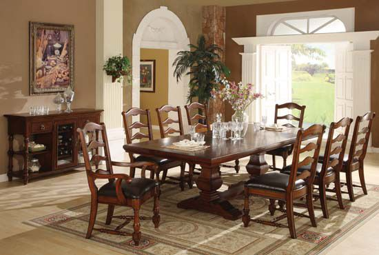 Shop For Winners Only 100 Inches Ashford Trestle Table And Other Dining Room Tables At Tin Roof In Spokane WA Seat Up To 10 Guests Style